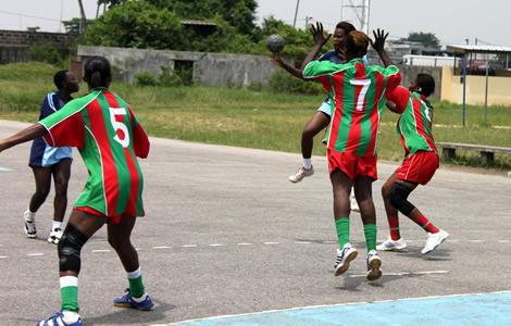 L'Africa Sports en quarts de finale