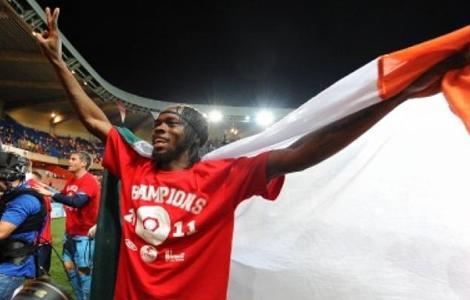 Gervinho est champion !