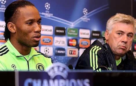 Chelsea se paye Ancelotti