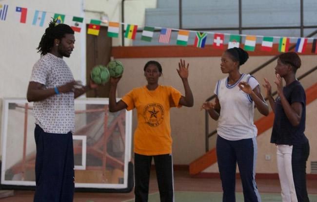 Karaboué instruit les coachs