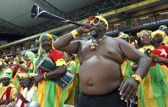 Un supporter togolais expulsé