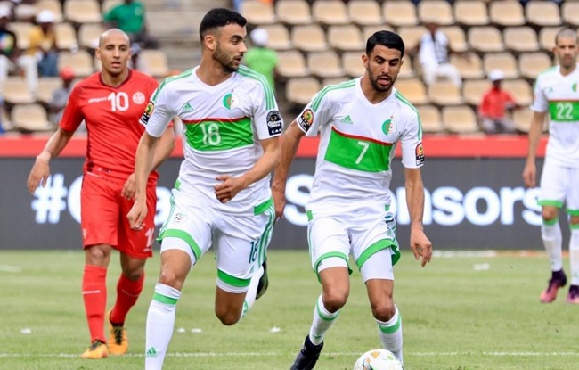 L'Algérie doit réagir