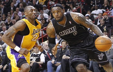 NBA: le All Star Game dimanche nuit