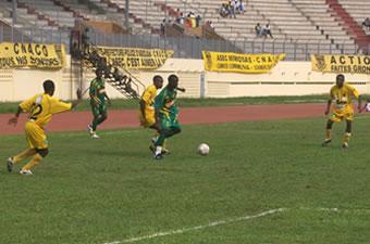 Football / Ligue des champions - 16è de finale aller (Asec - As Kaloum : 1-1) : Les Mimos  tenus en échec, à domicile.