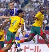 Football/ Amical Japon 2-0 Cameroun : Défaite pour primes impayées