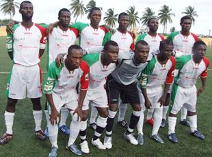 L'Africa championne 2008