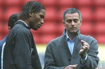 Football/ Mourinho-Drogba: A un doigt de se retrouver à Milan