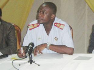 Le président Ouéréga présente un bureau d'ouverture
