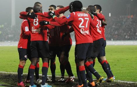 Gervinho et Lille champions d'automne !