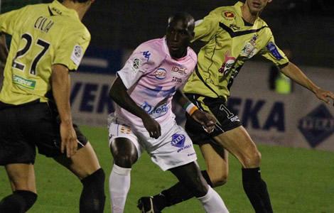 Sagbo est « apte pour Lille »