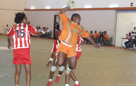 La Côte d'Ivoire en demi-finale