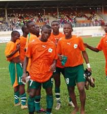 Football/ Tournoi de l'UEMOA à Ouagadougou : 25 Eléphants au stage de préparation