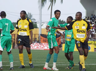 L'ASEC tombe face aux Guerriers