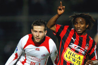 Football/Ligue 1 26e journée : Le 9eme but de Baky