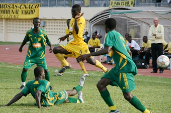 Football/ coupes africaines: De biens pâles représentants