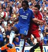 Football/ Demi-finale Ligue des Champions: Chelsea a une avance sur Liverpool
