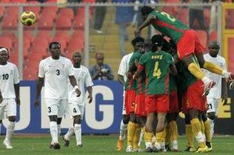 CAN 2008: Le Cameroun retrouve son efficacité