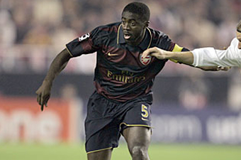 Football/ Arsenal : Kolo veut aller à Milan