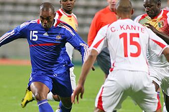 Football / Match amical, France A'- Mali (3-2):  Des Bleus aux deux visages