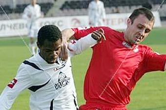 Football/ Côte d'Ivoire:  Zézéto et Tony, des Académiciens qui reléguaient Dindane et Baky Koné sur le banc