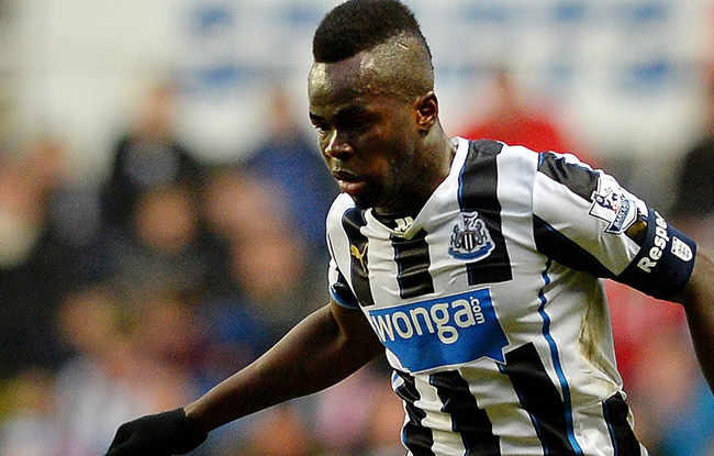 Newcastle veut prolonger Tioté