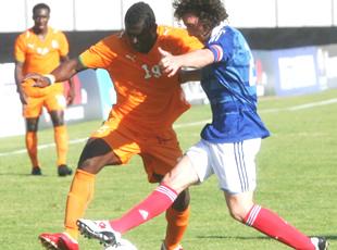 Côte d'Ivoire-Danemark, en finale