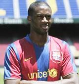 "Football/ Yaya Touré: Le Barça ""un rêve"""