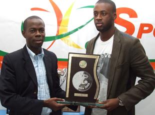Yaya Touré lauréat