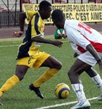 Football/ 17è journée en retard championnat national, Issia-Asec: ''Un choc'' sur le Rocher