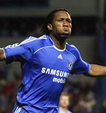 Football/ Chelsea, Drogba: «Je n'envisage pas de quitter Chelsea »