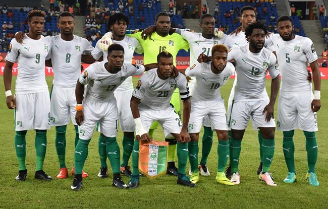 La Côte d'Ivoire finit 11è