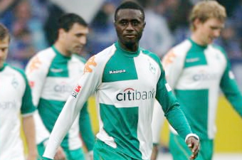 """Football/ Werder Brême, Sanogo: """"La Coupe d'Afrique m'a un peu perturbé"""""""