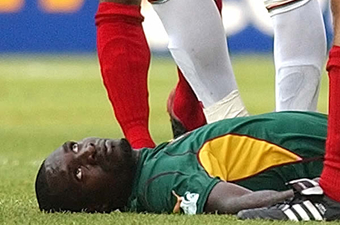 Dossier/ Accidents cardiaques: Quand le football tue