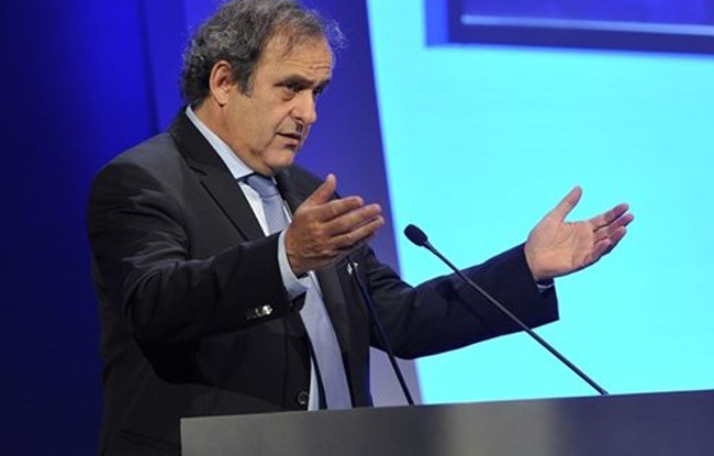 Platini briguera t-il la FIFA?