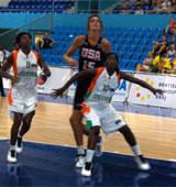 Basket/ Mondial junior féminin 2007 : La Côte d'ivoire prend la raclée de la journée