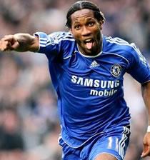 Football/ 11e journée Première Ligue: Drogba, Kalou et les Blues cartonnent