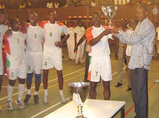 La Côte d'Ivoire (H) sacrée championne