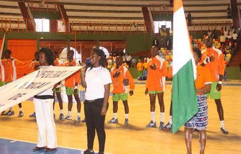 Les Juniors prennent le relais des Cadets au Palais