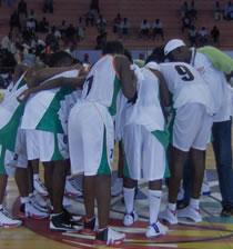 CAN Basket Féminine : ¼ de finale : Héroïque  Côte d'Ivoire.