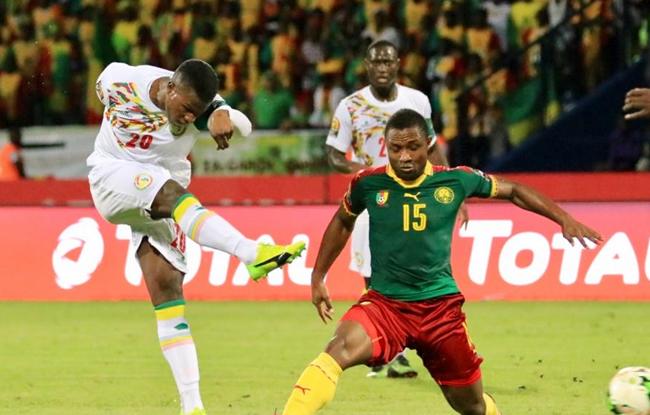 Le Sénégal bute sur le Cameroun