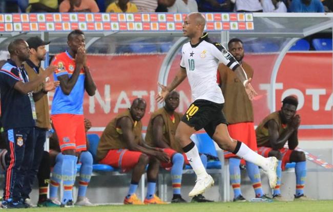 La Ghana dompte les Léopards