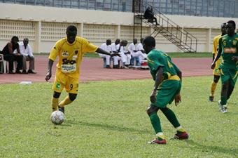 Football/ Ligue1 5e¨journée: Duel entre d'Africains
