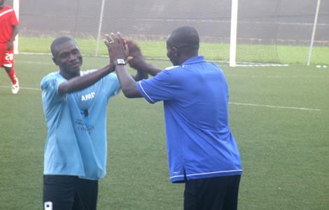 Kouadio Fabrice débloque le match