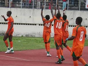 La Côte d'Ivoire sur le podium