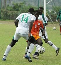Football/ Tournoi de l'UEMOA: Les Eléphants balaient la Guinée Bissau