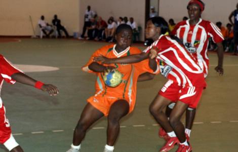 La sélection ivoirienne au Brésil