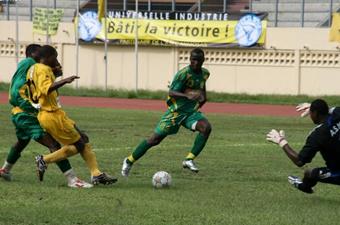 Football / 5è journée de la ligue 1, AS Denguélé-Asec (1-3): Les Mimos prennent la tête du classement