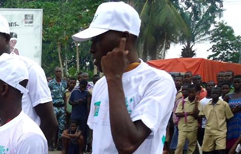 L'ivoirien Cissé Issiaka nouveau leader
