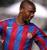 Football/  Samuel Eto'o Fils : « Je suis un Fan de Drogba »
