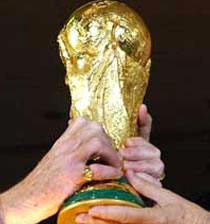 Football/ Organisation de la Coupe du Monde: Fin de la rotation
